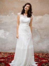 lacely Brautmode Modell Drisana