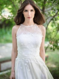Brautkleid Modell Fleur lacely