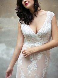 Brautkleid Modell Naibi lacely