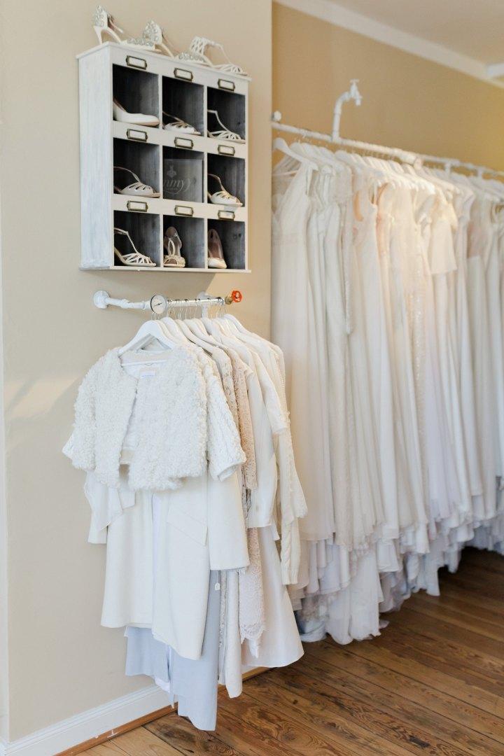 Brautkleider Boho Style lacely