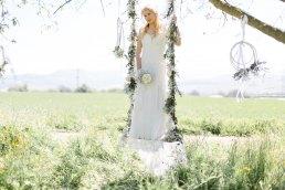 Brautkleid Boho lacely