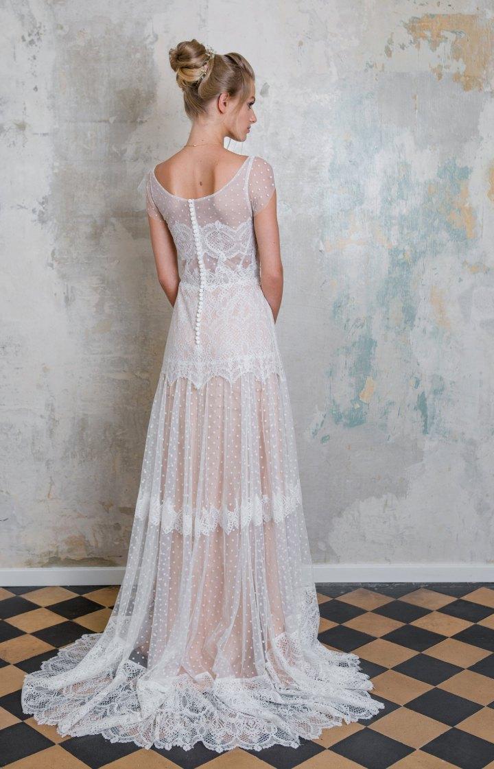 Brautkleid Drisana- lacely