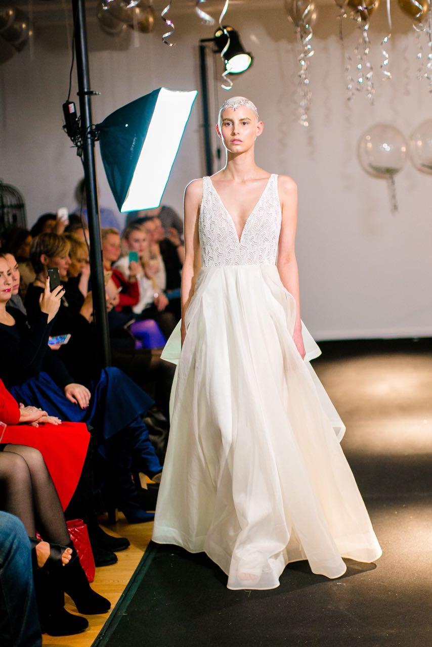 Felicita Design: Exklusive Brautkleider aus Berlin bei lacely in Lörracj