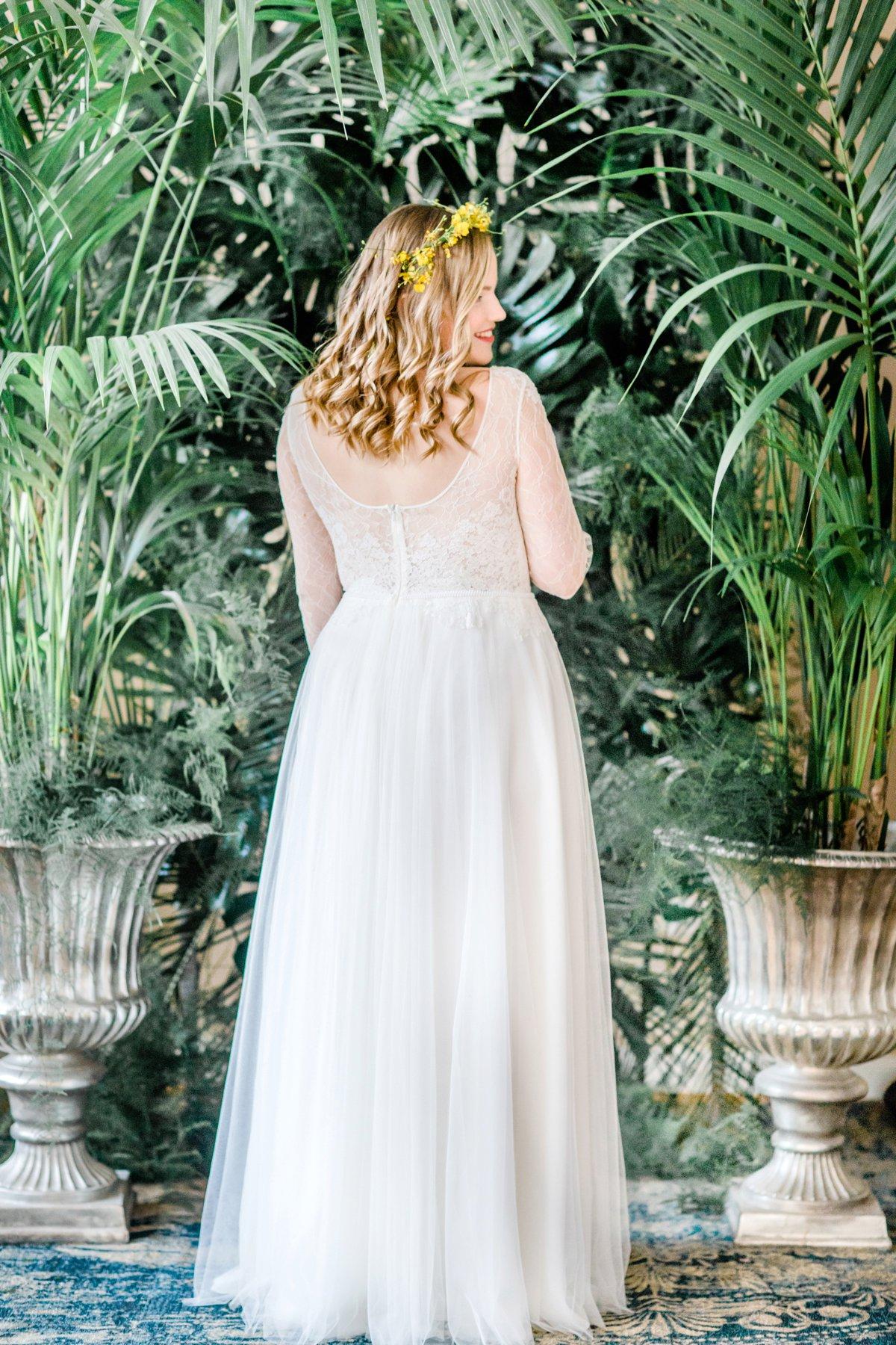 Boho Und Vintage Brautkleider Fur Curvy Brides
