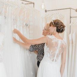 Vintage Brautkleid in Lörrach